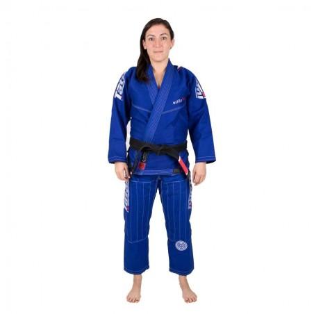 Tatami Kimono/Gi Damskie Estilo 6.0 Niebieskie 4