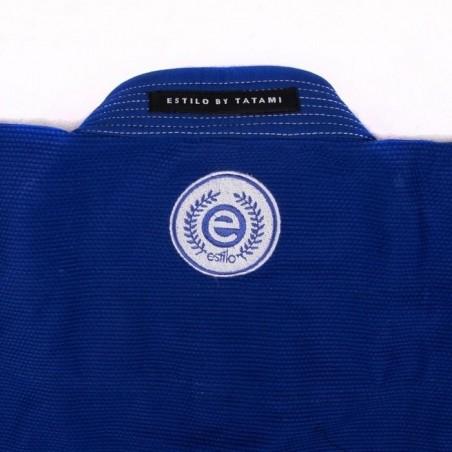 Tatami Kimono/Gi Damskie Estilo 6.0 Niebieskie 7