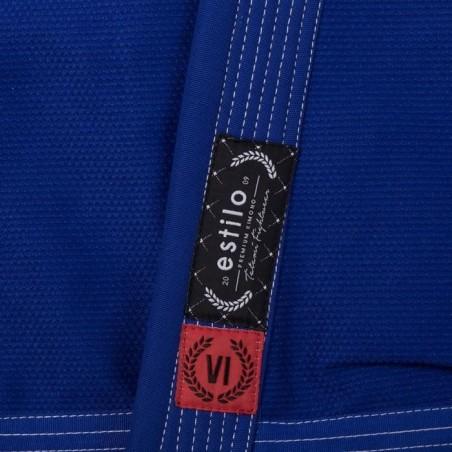 Tatami Kimono/Gi Damskie Estilo 6.0 Niebieskie 9