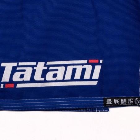 Tatami Kimono/Gi Damskie Estilo 6.0 Niebieskie 11
