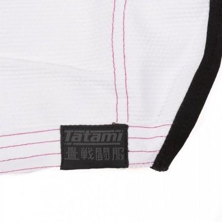 Tatami Kimono/Gi Damskie Estilo 6.0 Białe/Różowe 10