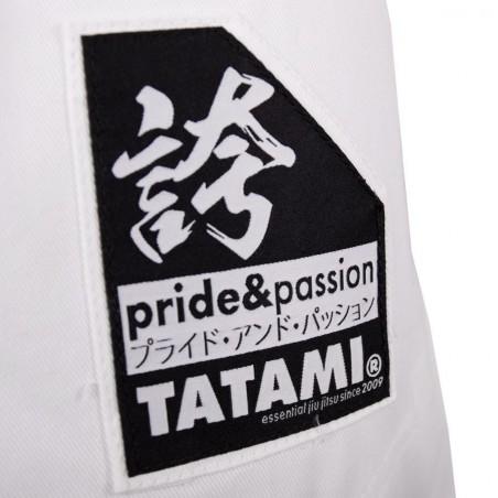 Tatami Kimono/Gi Hokori Minimal Białe 6