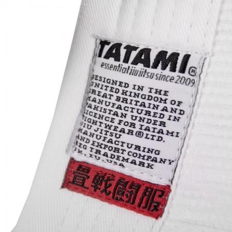 Tatami Kimono/Gi Hokori Minimal Białe 8
