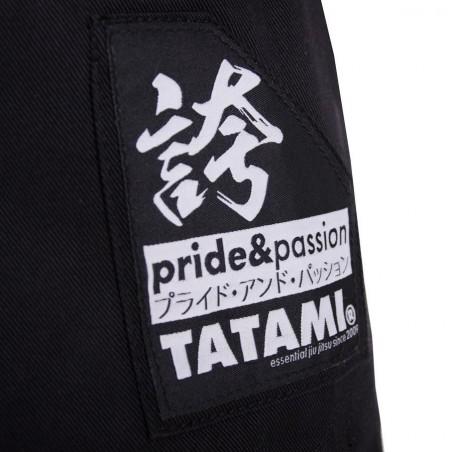 Tatami Kimono/Gi Hokori Minimal Czarne 7