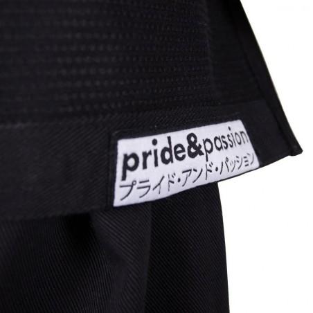 Tatami Kimono/Gi Hokori Minimal Czarne 8