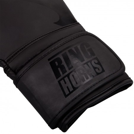 Ringhorns Rękawice bokserskie Charger Czarne/Czarne 3