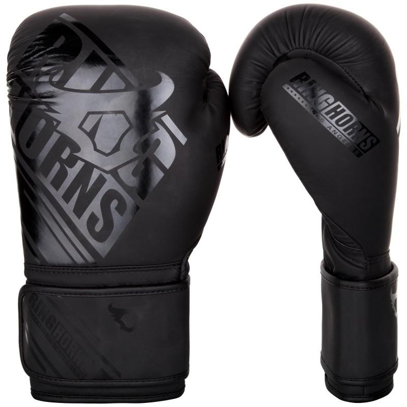 Ringhorns Rękawice bokserskie Nitro Czarne/Czarne