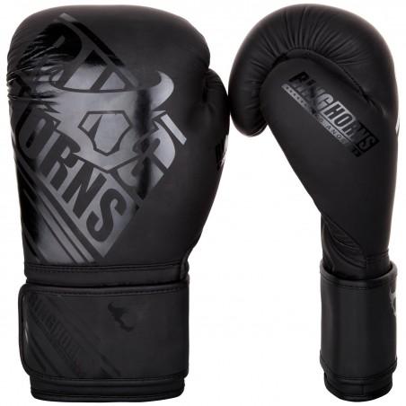 Ringhorns Rękawice bokserskie Nitro Czarne/Czarne 1