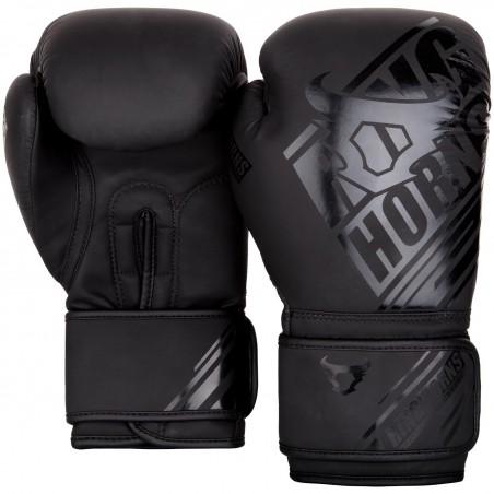 Ringhorns Rękawice bokserskie Nitro Czarne/Czarne 2