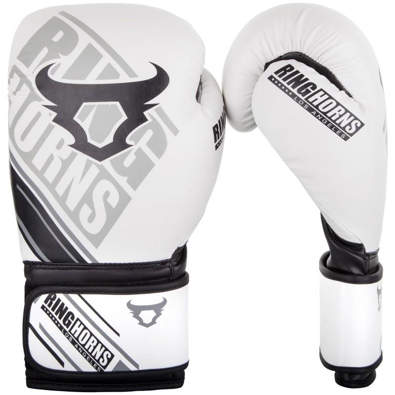 Ringhorns Rękawice bokserskie Nitro Białe