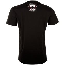 Venum T-shirt Rapid 2.0 Czarny 1