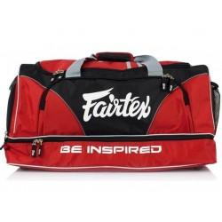 Fairtex Torba Sportowa BAG2 Czerwona 1