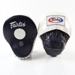 Fairtex Tarcze Bokserskie FMV9 Czarne/Białe 1
