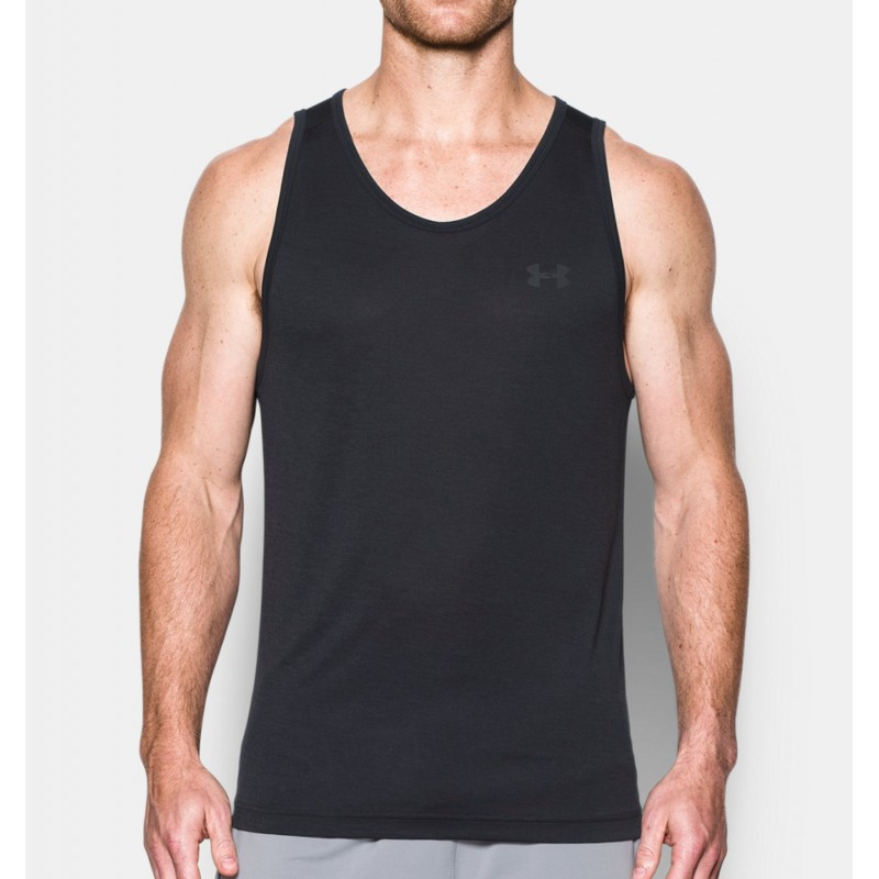 Under Armour Tech Tank Czarny