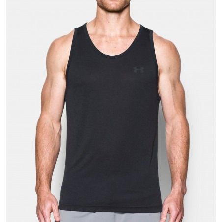Under Armour Tech Tank Czarny 1