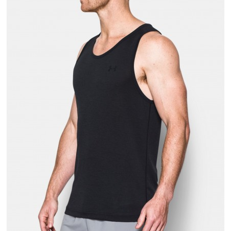 Under Armour Tech Tank Czarny 2