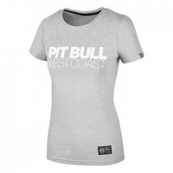 Pit Bull T-shirt Damski Seascape 18 Szary 4