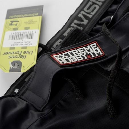 Extreme Hobby Spodenki MMA Shadow Czarne 4
