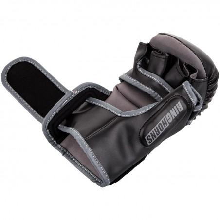 Ringhorns Rękawice MMA Charger Czarne 1