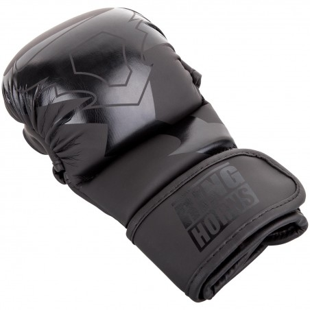 Ringhorns Rękawice MMA Charger Czarne/ Czarne 5