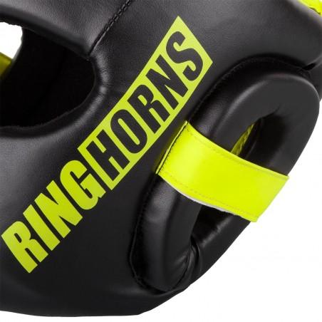 Ringhorns Kask Bokserski Charger Czarny/ Żółty 5