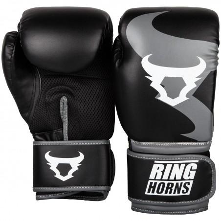 Ringhorns Rękawice bokserskie Charger Czarne 2