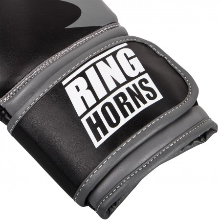 Ringhorns Rękawice bokserskie Charger Czarne 3