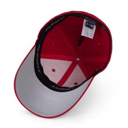 Pitbull Full Cap Classic Since 1989 Czerwony 3
