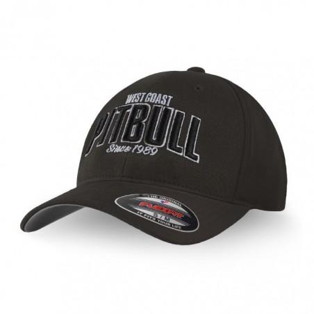 Pitbull Full Cap Classic Since 1989 Szary 4