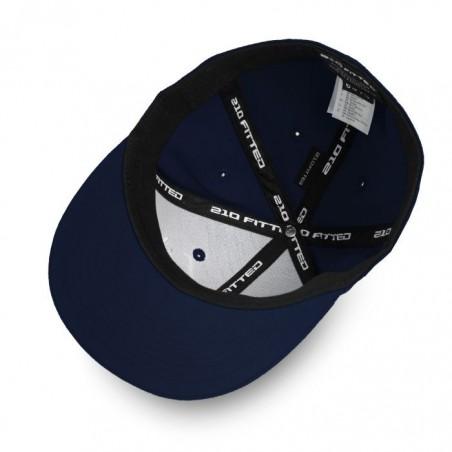 Pitbull Full Cap Flat Since 1989 Granatowy 2