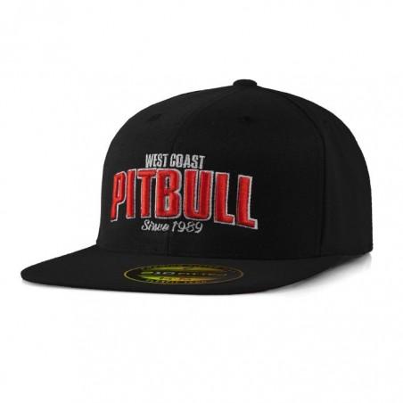 Pitbull Full Cap Flat Since 1989 Czarny 4