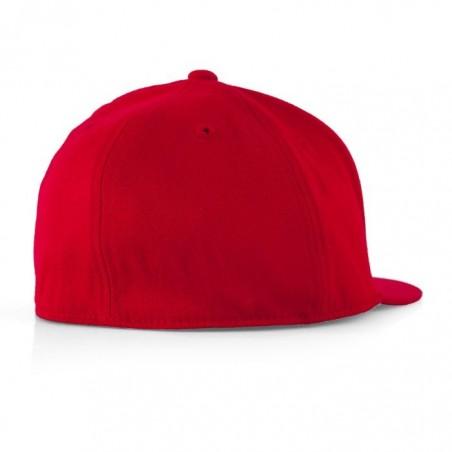 Pitbull Full Cap Flat Since 1989 Czerwony 3