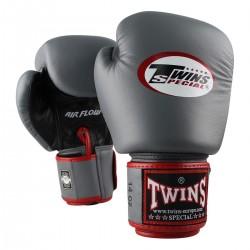 Twins Rękawice bokserskie BGVL-3 AIR Szare/Czarne 3