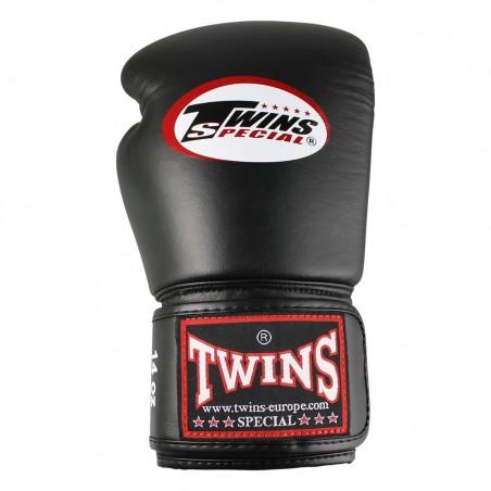Twins Rękawice bokserskie BG-N Czarne 2