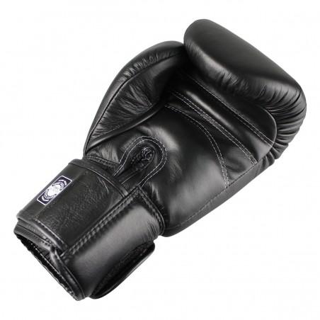 Twins Rękawice bokserskie BG-N Czarne 3