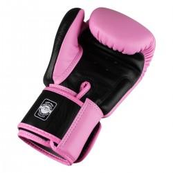 Twins Rękawice bokserskie BGVL-3 Różowe/Czarne 1