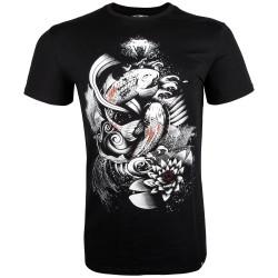 Venum T-shirt Koi 2.0 Czarny/ Biały 2
