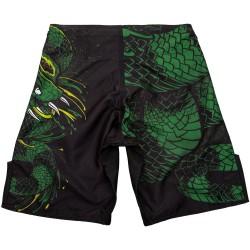 Venum Spodenki MMA Dziecięce Green Viper Czarne/ Zielone 1