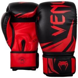 Venum Rękawice bokserskie Challenger 3.0 Czarne/ Czerwone 2