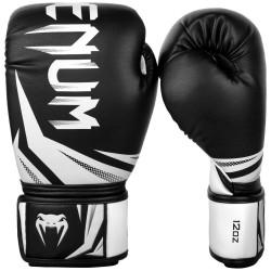 Venum Rękawice bokserskie Challenger 3.0 Czarne/ Białe 1