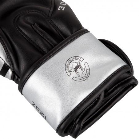 Venum Rękawice bokserskie Challenger 3.0 Czarne/ Srebrne 5
