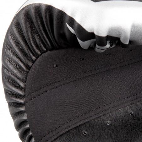 Venum Rękawice bokserskie Challenger 3.0 Czarne/ Srebrne 6