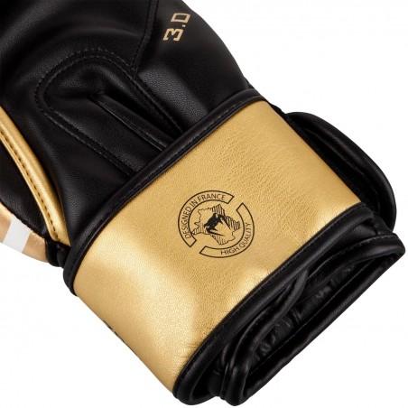 Venum Rękawice bokserskie Challenger 3.0 Białe/ Złote 5