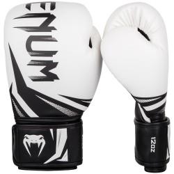 Venum Rękawice bokserskie Challenger 3.0 Białe/ Czarne 1