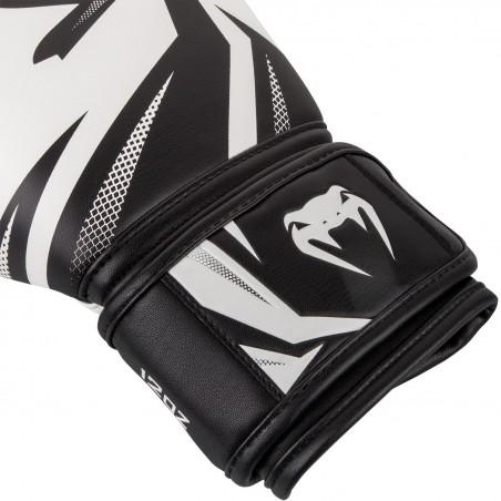Venum Rękawice bokserskie Challenger 3.0 Białe/ Czarne 3