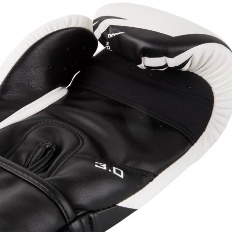 Venum Rękawice bokserskie Challenger 3.0 Białe/ Czarne 4