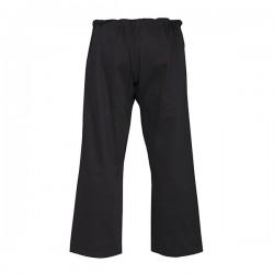 MMAniak Spodnie do Kimona/GI Czarne 1