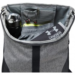 Under Armour Expandable Sackpack Szary 1