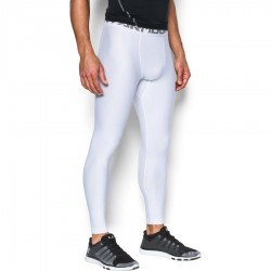 Under Armour Heatgear Armour 2.0 Compression Legging Białe 1