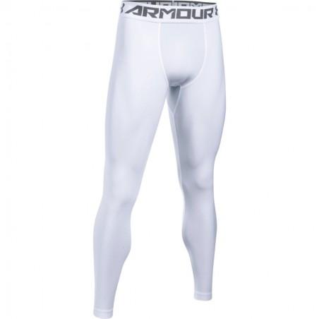 Under Armour Heatgear Armour 2.0 Compression Legging Białe 3